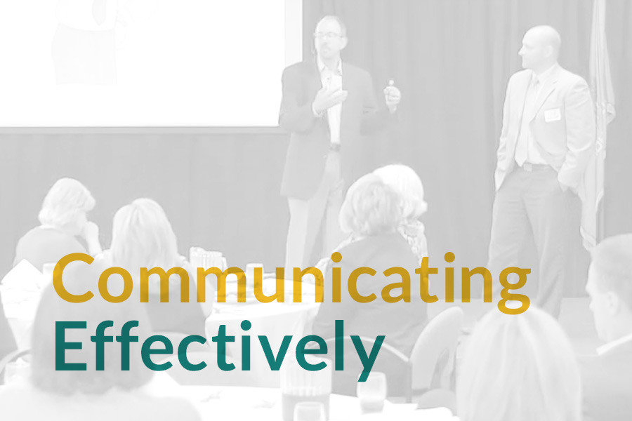 communicate effectively at the direct leadership Training support package (tsp) tsp number / title 158-100-4003 / communicate effectively at the direct leadership level effective date 08 jul 2011 supersedes.
