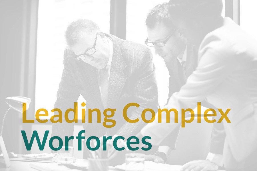 Complex Workforces