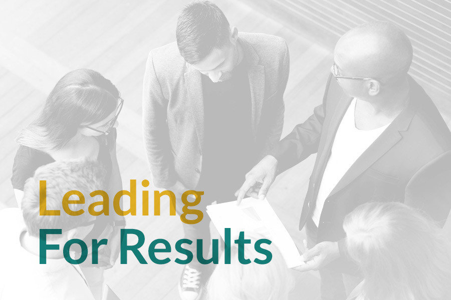 Leading for Results