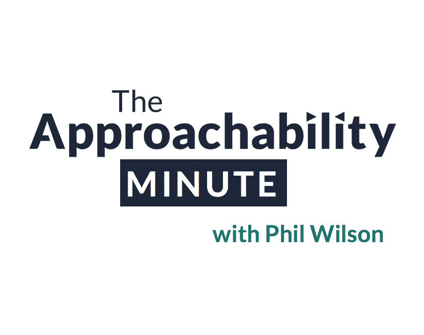 Brexit Hits Home | Approachability Minute
