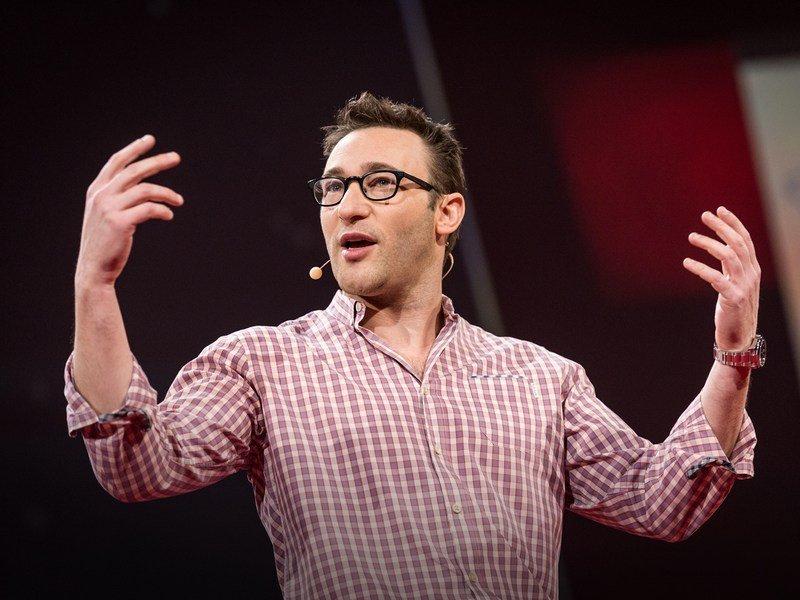 Why Good Leaders Make You Feel Safe   Simon Sinek TED Talk