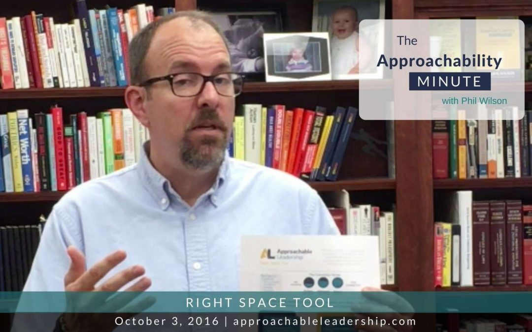 How to Be a Good Manager: Create the Right Space