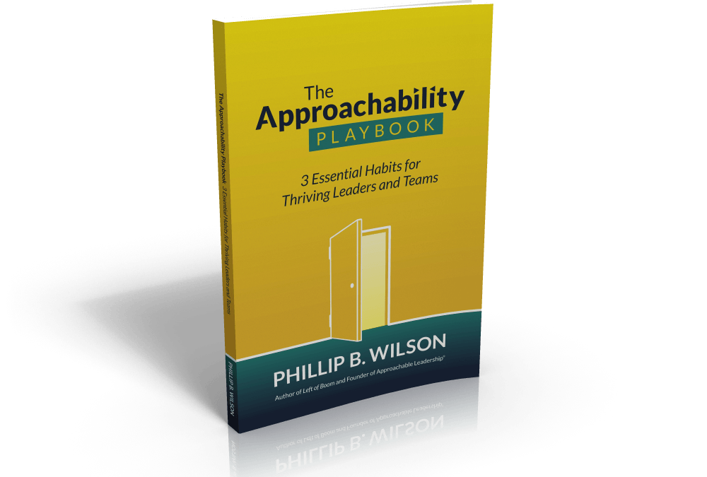 Approachability Playbook Released on Amazon: Bonus Offers