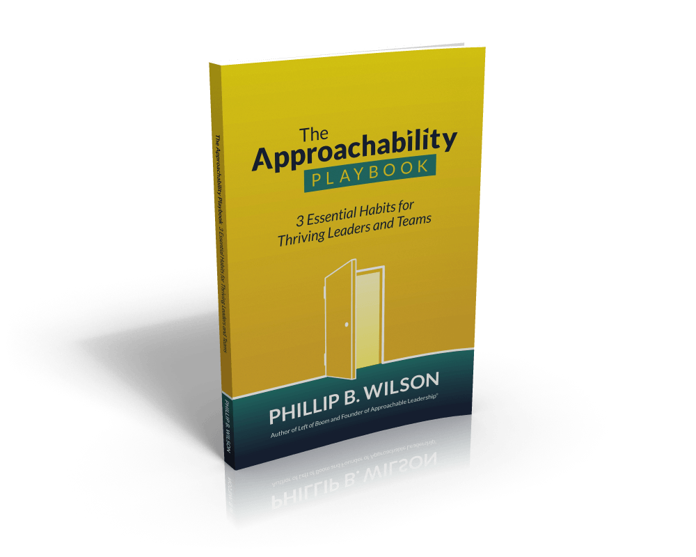5,500 Copies and Counting! The Approachability Playbook